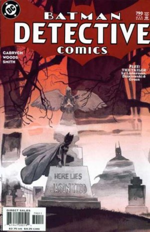 Batman - Detective Comics # 790