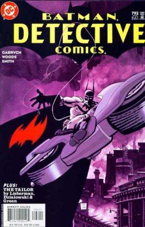Batman - Detective Comics # 792