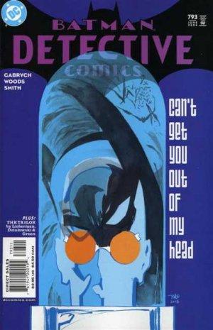 Batman - Detective Comics # 793