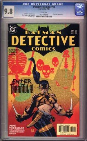 Batman - Detective Comics # 794