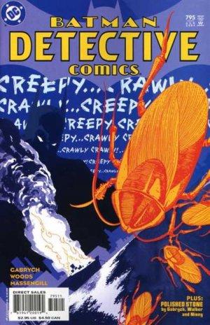 Batman - Detective Comics # 795