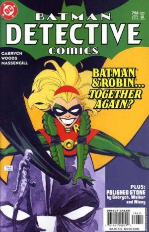 Batman - Detective Comics # 796