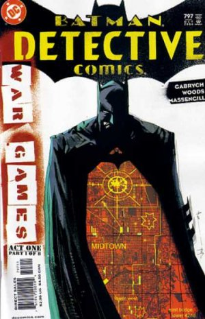 Batman - Detective Comics # 797