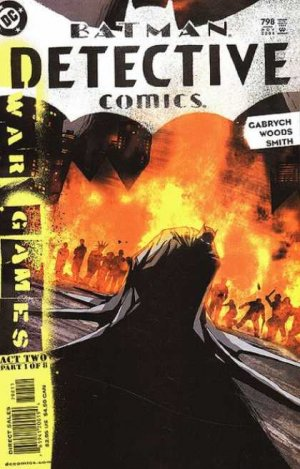 Batman - Detective Comics # 798