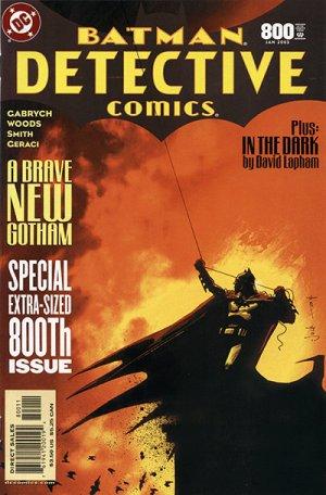 Batman - Detective Comics # 800