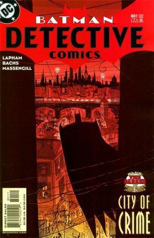 Batman - Detective Comics # 801