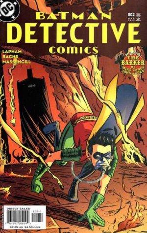 Batman - Detective Comics # 802