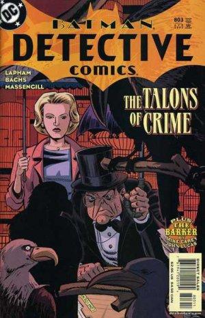 Batman - Detective Comics # 803