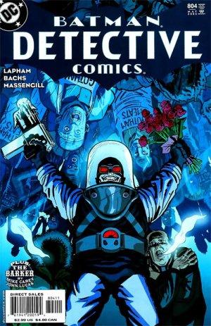 Batman - Detective Comics # 804