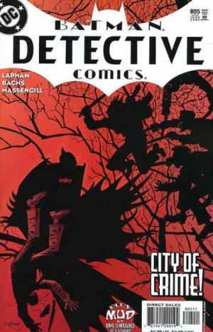 Batman - Detective Comics # 805