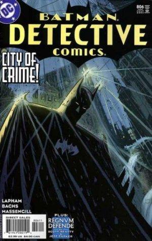 Batman - Detective Comics # 806