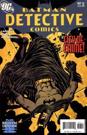 Batman - Detective Comics # 807