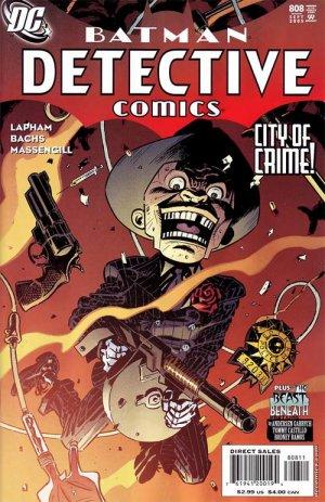 Batman - Detective Comics # 808