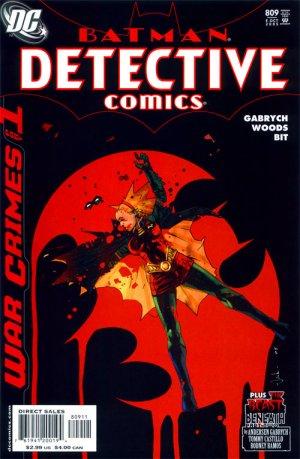 Batman - Detective Comics # 809