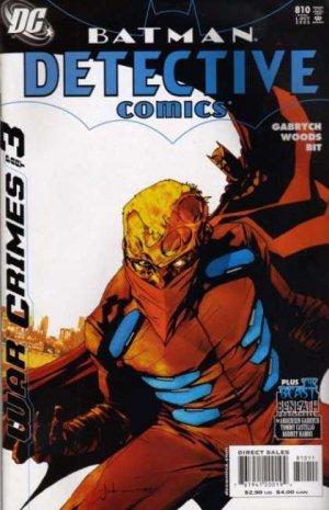 Batman - Detective Comics # 810
