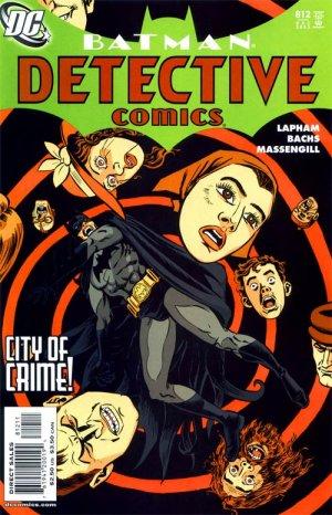 Batman - Detective Comics # 812