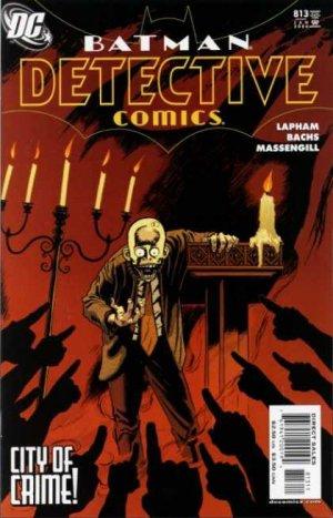 Batman - Detective Comics # 813