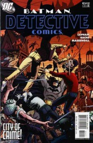 Batman - Detective Comics # 814