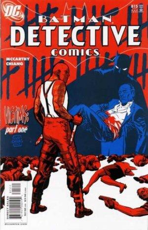 Batman - Detective Comics # 815