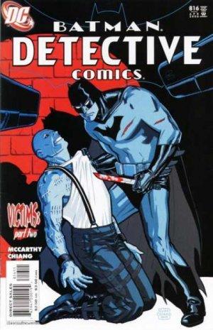 Batman - Detective Comics # 816
