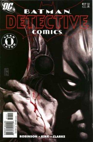 Batman - Detective Comics # 817
