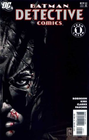 Batman - Detective Comics # 819