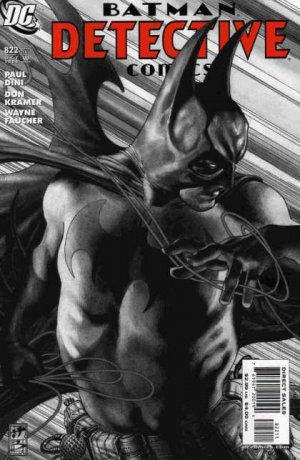 Batman - Detective Comics T.822