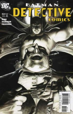 Batman - Detective Comics T.824