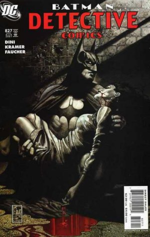 Batman - Detective Comics T.827