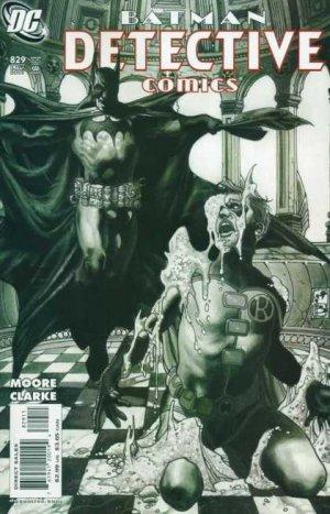 Batman - Detective Comics # 829