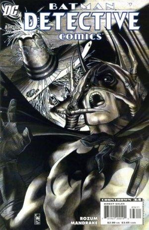 Batman - Detective Comics # 836