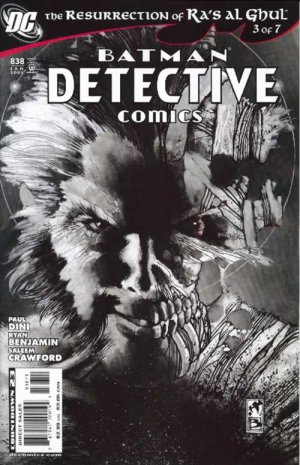 Batman - Detective Comics # 838