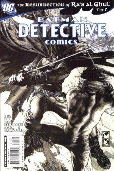 Batman - Detective Comics # 839