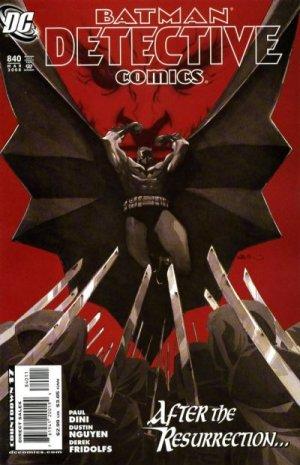 Batman - Detective Comics # 840