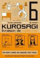 couverture, jaquette Kurosagi - Livraison de cadavres 6  (Pika)