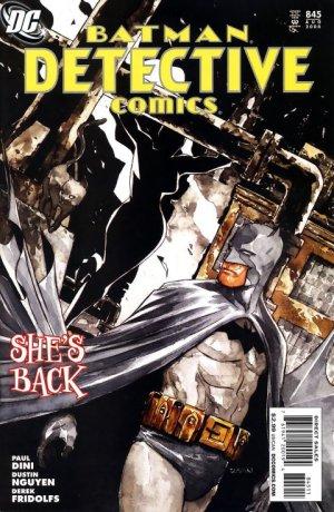 Batman - Detective Comics # 845 Issues V1 (1937 - 2011)