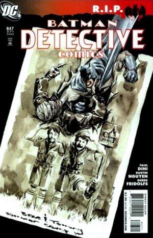 Batman - Detective Comics # 847