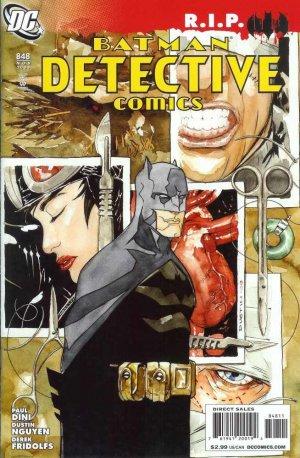 Batman - Detective Comics # 848