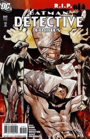 Batman - Detective Comics # 849