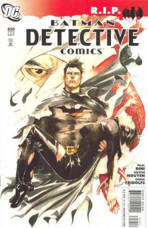Batman - Detective Comics # 850
