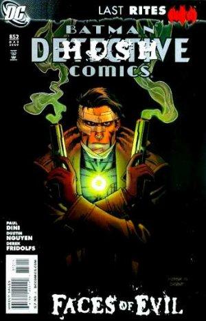 Batman - Detective Comics # 852