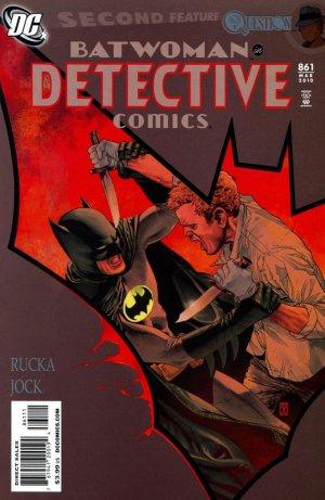 Batman - Detective Comics # 861