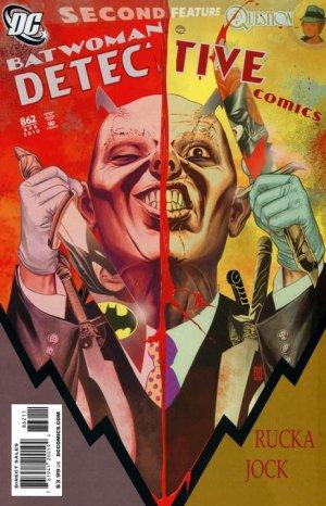 Batman - Detective Comics # 862