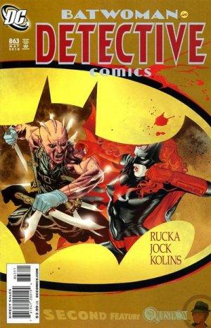 Batman - Detective Comics # 863
