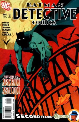 Batman - Detective Comics # 864