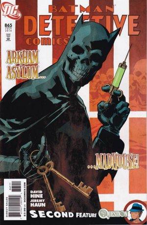Batman - Detective Comics # 865