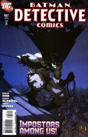 Batman - Detective Comics # 867