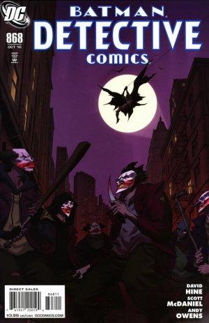 Batman - Detective Comics # 868