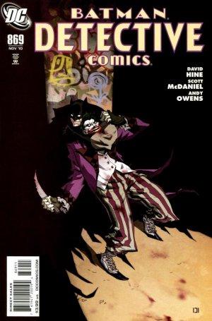 Batman - Detective Comics # 869