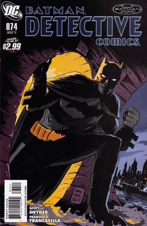 Batman - Detective Comics # 874 Issues V1 (1937 - 2011)